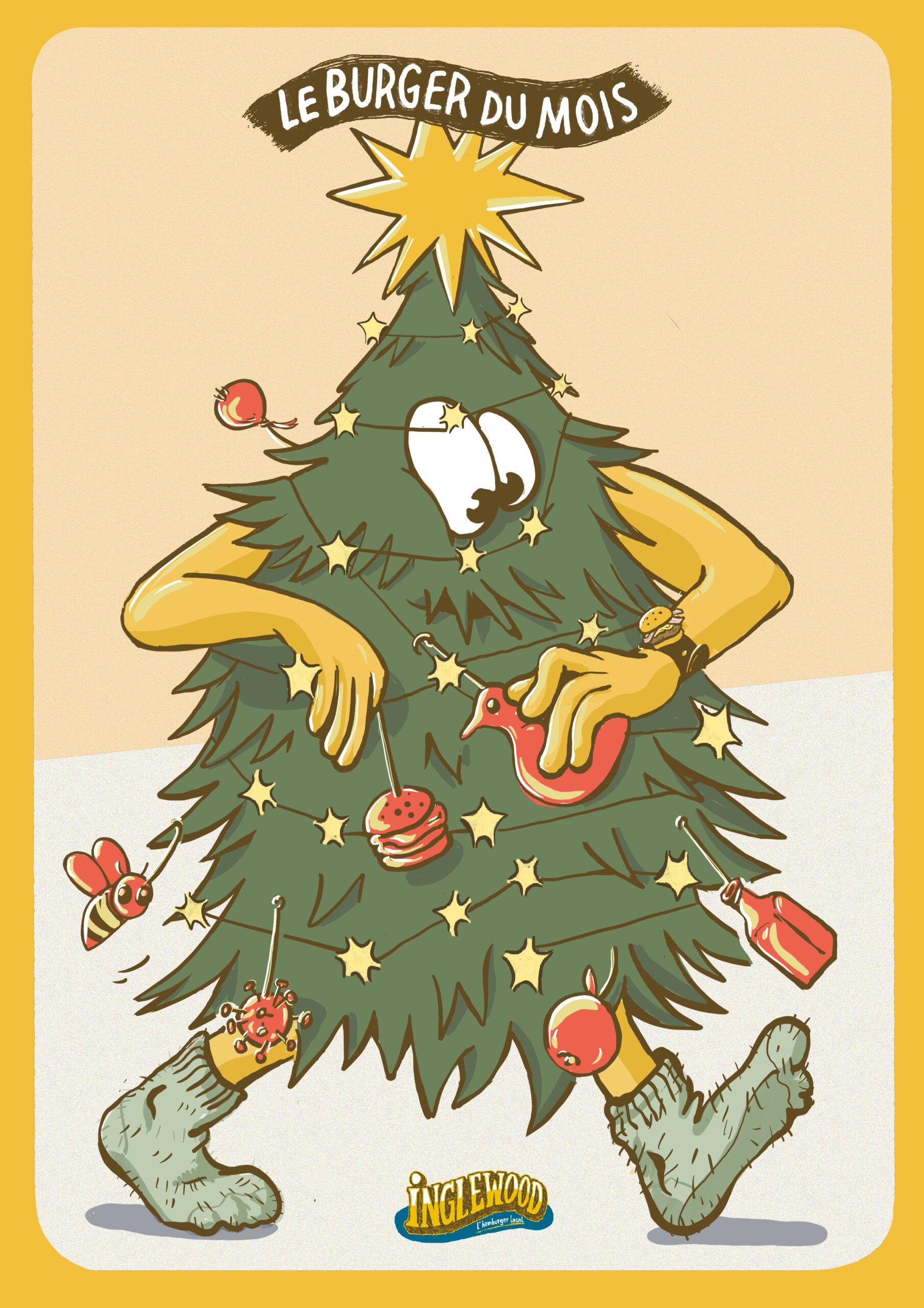 Burger de Noël
